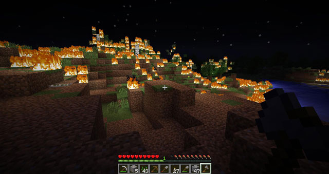 Скачать DayZ для Minecraft 1.7.10 - RU-M.ORG