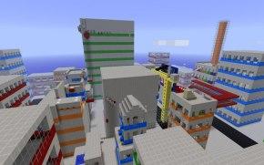 Скачать карту для minecraft 1.5.2 город москва